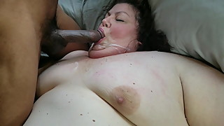QoS Kristy Alley worships BBC after given a MONSTER Facial