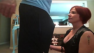 Early Career Cuckold Video - Watch as I Cuckold You with a Stranger and Take His Creampie - Jane Cane, Wade Cane