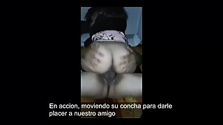 LIMASWINGER ESPOSA WIFE CACHERA BARRANCO