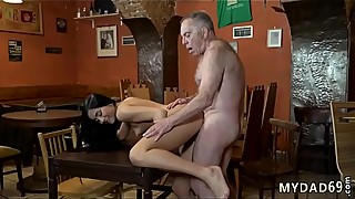 Old man and friend'_s daughter mature woman Can you trust your