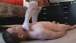 Cuckolded by Mature Lady