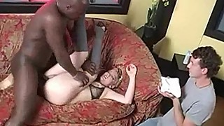 Cuck Helps Candy Fuck Black