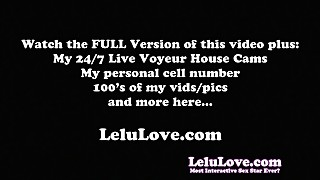 Lelu Love-Your Wifes Secretary Tells Cuckolding Story