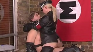 Mistress Sidonia - Officers Cuck Boy