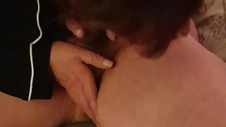 Theresa Sucking Cock