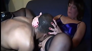 Interracial Cuckold With Mom