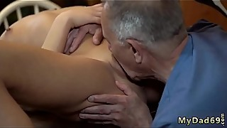 Old man spanking and fucking Can you trust your gf leaving her alone