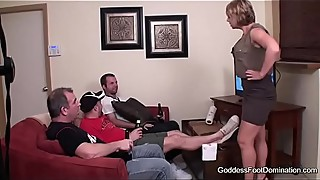 Goddess Brianna Beach Footjob (Bad Night Game)