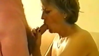 Oversexed Granny Cuckolded Till She's Defeated