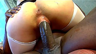 BBC Fucking to School slut Girl