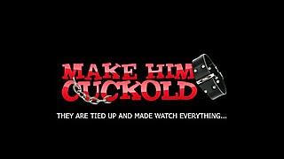 Make Him Cuckold - Fucking revenge from a gf Angel Dickens