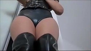 Mistress Makes You Lick Her Boots JOI Boot Worship