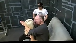 crazyamateurgirls.com - Husband watches old man dom the wife - crazyamateurgirls.com